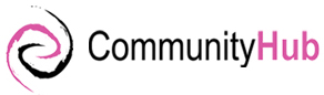 community hub mobile logo